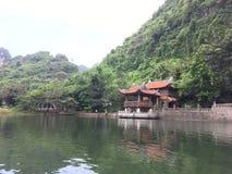 Trang ein Landschaftskomplex, Vietnam lizenzfreie stockfotos