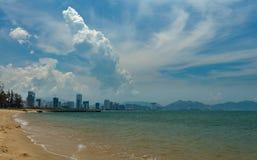 Trang Vietnam de Nha Photos stock