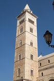 Trani (Apulia, Italy) - catedral medieval Foto de Stock Royalty Free