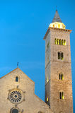 Trani (Apulia, Italy) - Medieval cathedral Royalty Free Stock Photos