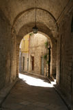 Trani architecture Stock Image