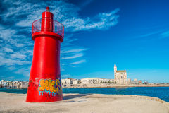 Trani Cathedral Stock Images