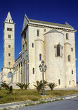 Trani cathedral in Apulia, Italy Stock Photos