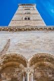 Trani cathedral Royalty Free Stock Photo