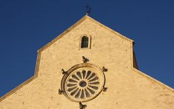 Trani Cathedral Stock Photography