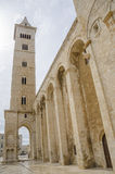Trani Italy cathedral Stock Images