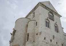 Trani Italy cathedral Royalty Free Stock Photo