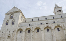 Trani Italy cathedral Royalty Free Stock Photography