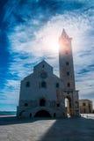 Trani katedra zdjęcie royalty free