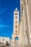 Trani katedra obraz royalty free
