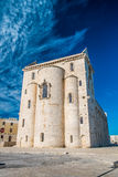 Trani katedra zdjęcie stock