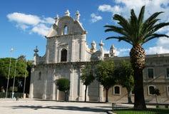 Trani-Kirche lizenzfreies stockfoto