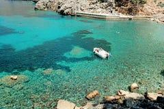 Tranquil bay at Majorca Stock Photography