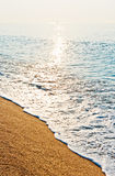 Tranquil Beach Sunrise Royalty Free Stock Image