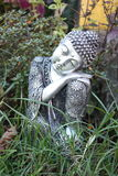 Tranquil buddah Stock Image