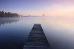 Tranquil dawn Royalty Free Stock Photography