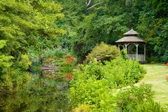 Tranquil Garden Royalty Free Stock Image