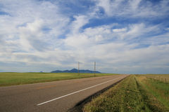 Tranquil Highway Royalty Free Stock Image
