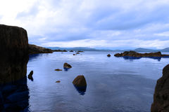 Tranquil kerry blue view Royalty Free Stock Photo