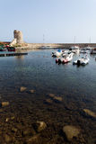 Tranquil Port Of Marciana Marina Stock Photos