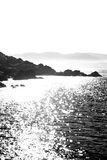Tranquil rocky kerry view Royalty Free Stock Photos