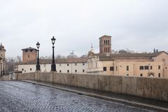 Tranquil Rome Stock Photos