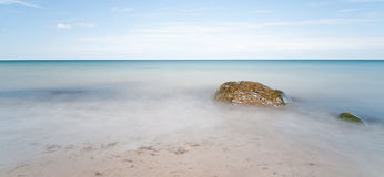 Tranquil seascape Stock Photo