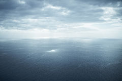Tranquil seascape Royalty Free Stock Photo
