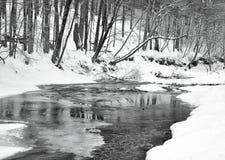 Tranquil stream Stock Image