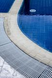Tranquil swimming pool Royalty Free Stock Image