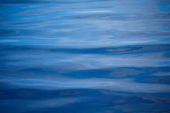 A tranquil water background. Abstraction for relax Stock Image