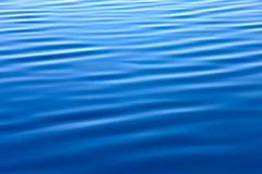 Tranquil water background. Abstraction for relaxation Royalty Free Stock Photo