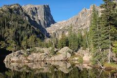 Tranquilidad de la montaña Fotografía de archivo libre de regalías