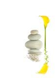 Tranquilidad del zen Fotografía de archivo libre de regalías