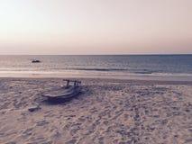 Tranquilidade do oceano Fotografia de Stock