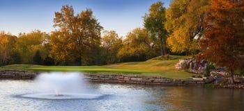 Tranquilidade do outono Fotografia de Stock Royalty Free