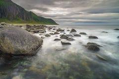 Tranquilidade litoral fotos de stock