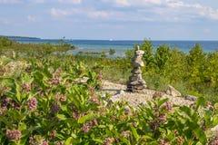 Tranquilité d'île photos libres de droits