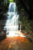 Tranquility falls. Hout Bay - South Africa Stock Image