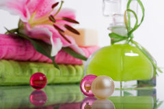 Tranquility Spa and Body Care 1 Stock Image