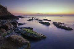 Tranquility before sunrise Stock Images