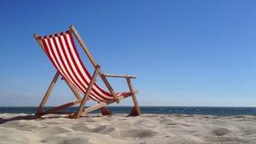 Tranquill beach scene in 1920x1080 stock video