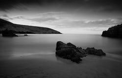 Tranquillità dell'isola della capra Fotografia Stock