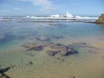 Tranquillità dell'oceano Immagini Stock