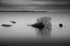 Tranquillità 2 di Derg del Lough Fotografia Stock Libera da Diritti