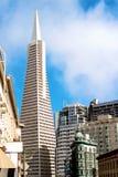 trans здания америки Стоковые Фотографии RF