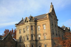 Trans allegheny lunatic asylum Royalty Free Stock Photos