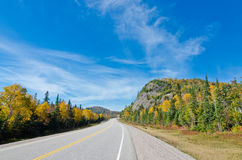 Trans Canada Highway Stock Image