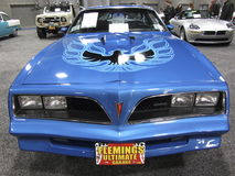 Trans Am Muscle Car Royalty Free Stock Photos