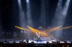 Trans-Siberian Orchestra Stock Images
